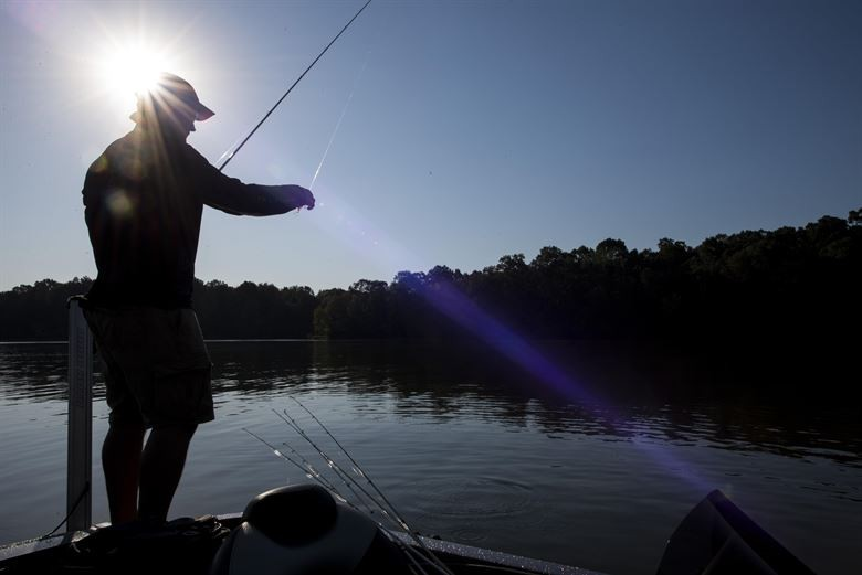 Fishing Begnas